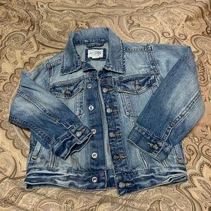 Place 1989 vintage wash denim Jacket for boys 4T